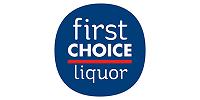 1st Choice Liquor logo