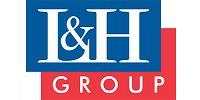 L & H Group logo