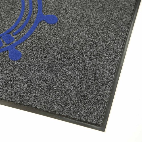 DirtStopper Logo Mat No 715