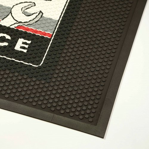 Safety Scrape Logo Mat  No 390