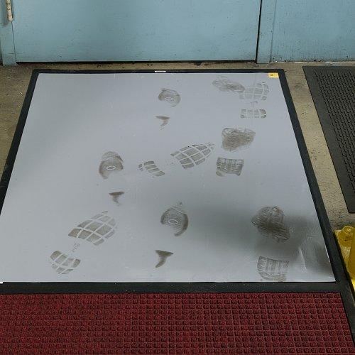 Clean Stride Mat Frame No. 410