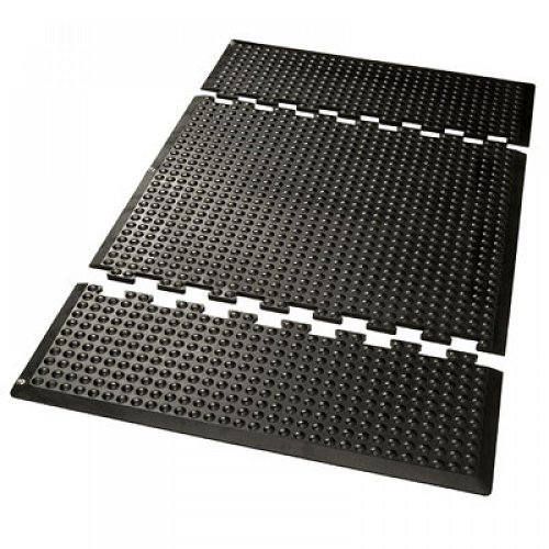 Modular Antistatic & Conductive Anti-Fatigue Mats/Runner MSA80
