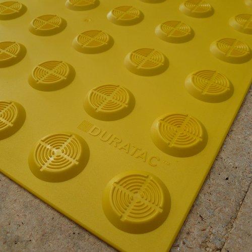 Tactile Floor Tiles No. 370 - Peel and stick